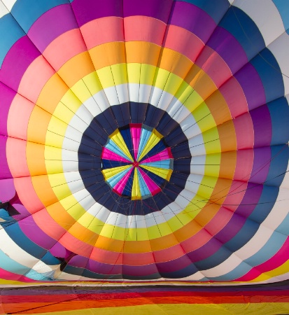 Step Inside My Beautiful Balloon
