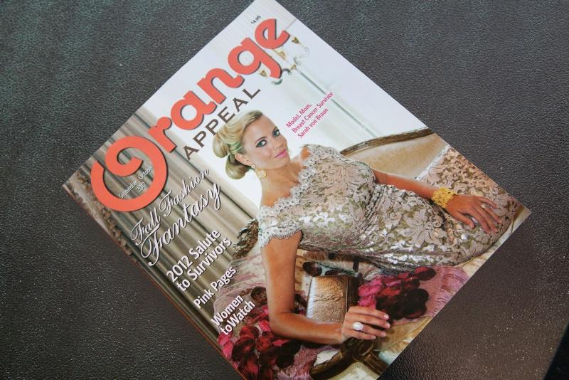 Cover!!! Orange Appeal magazine - ID: 13376182 © Karen N. Smutz