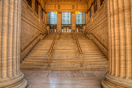 Union Station Stairs