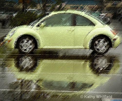 Bug In The Rain - ID: 13404272 © Kathy K. Whitfield