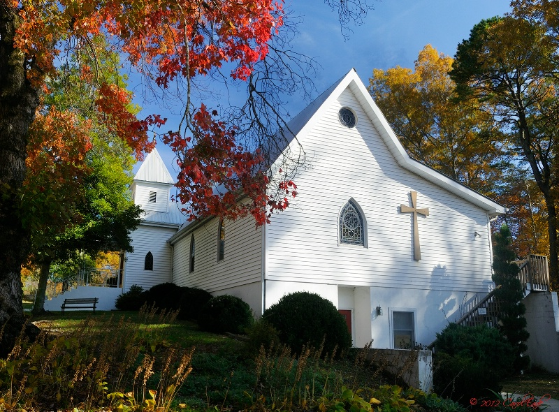 St. Cyprian's Parish - ID: 13408817 © Carol Eade