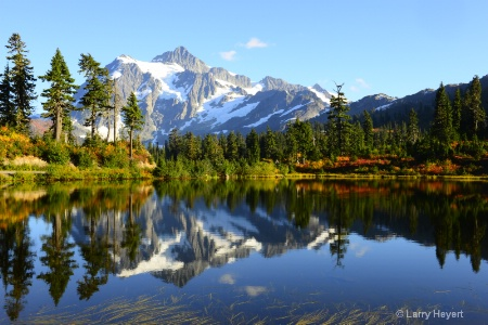 Mt Shuksan in Washington