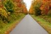 a fall ride. cano...