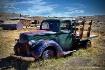 Old Ford V8 Truck