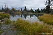 Pond in the Teton...