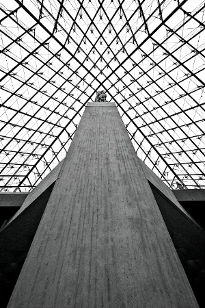 Louvre's Pyramid 2