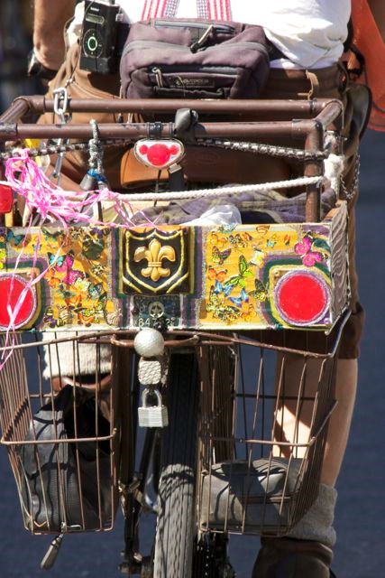 New Orleans Biker