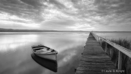 <b>Quietly At Anchor:</b>