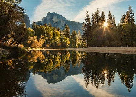 Merced River Sunrise
