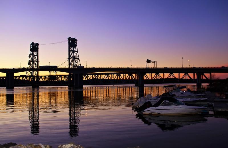 Sagadahoc Bridge - ID: 13495544 © Jeff Robinson