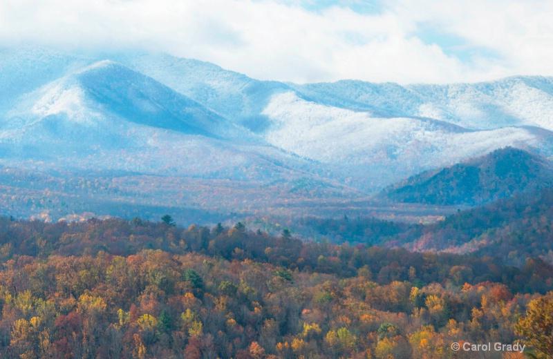 Fall Color in TN