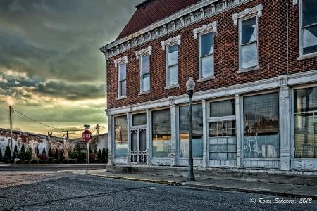 Abandoned Corner