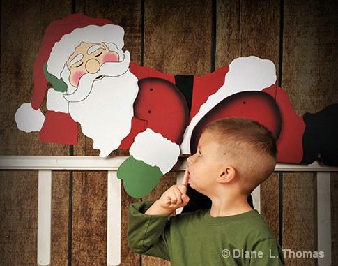 """Don""""t Wake Me Till Christmas"""