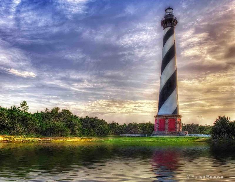 Cape Hatteras Lighthouse, NC<p> - ID: 13518992 © Yulia Basova