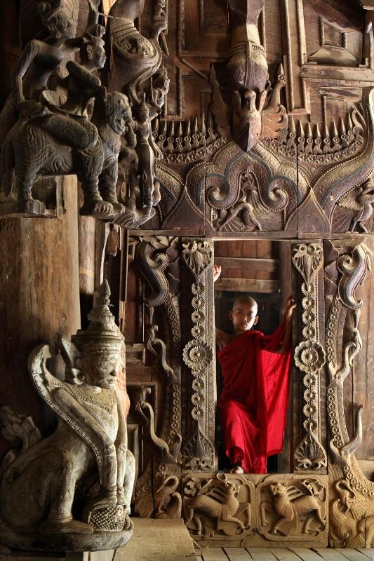 Myanmar Handcraft