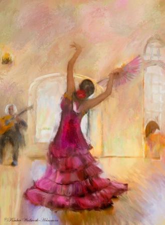 The Dancer's Fan