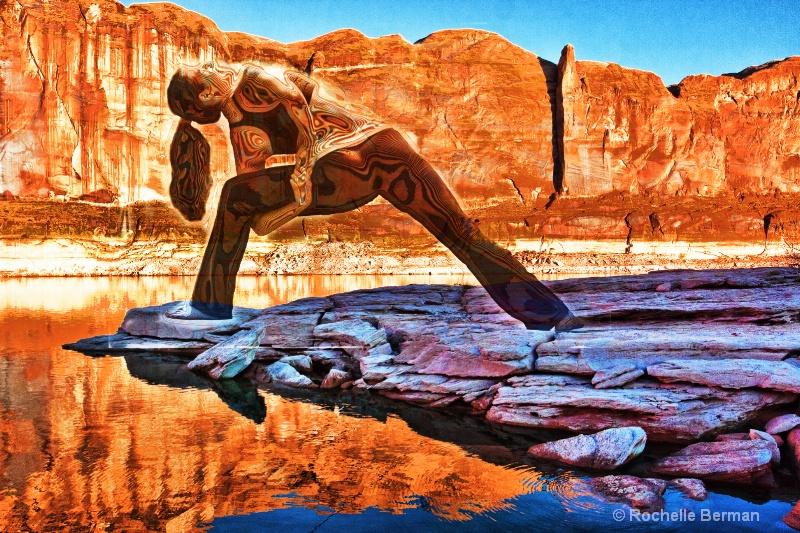 strength of the mountain copy - ID: 13527655 © Rochelle Berman