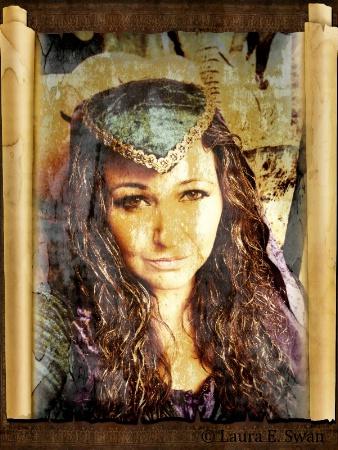 Parched Portrait