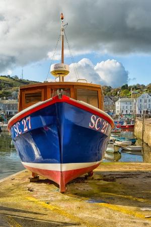 Fresh Paint, Mevagissey Cornwall