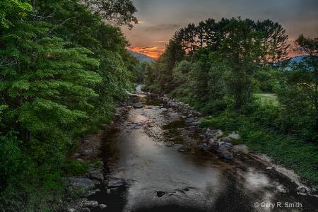 Androscoggin River, Bethel, Maine