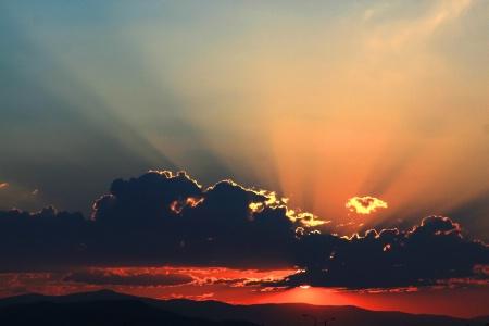 Big Sky Country Sunset 6 - EP