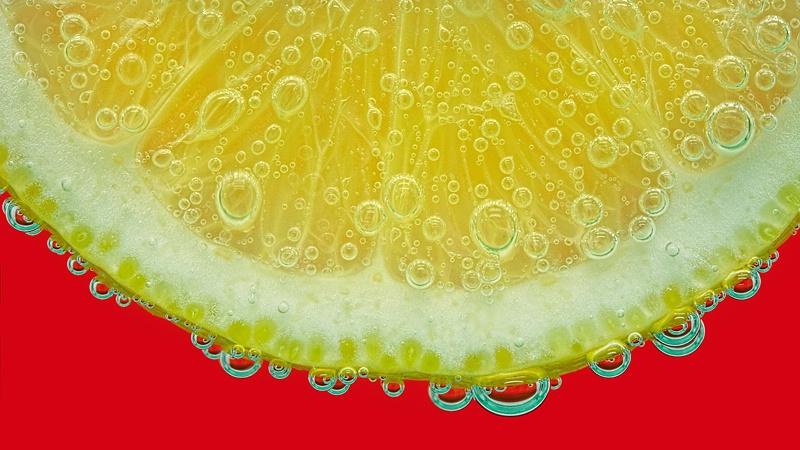 Citrus and Seltzer