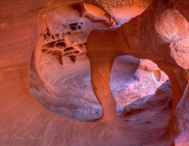 Windstone Arch - ID: 13553979 © Craig W. Myers