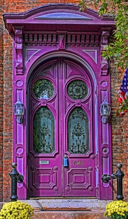 Distinctive Door