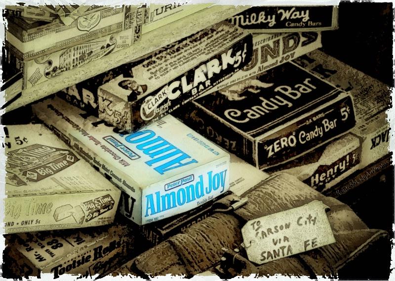 Almond Joy - ID: 13566130 © JudyAnn Rector