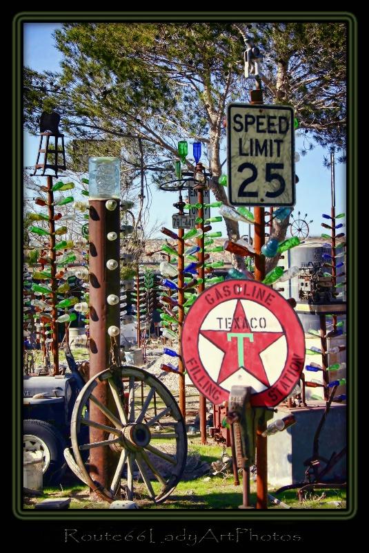 Bottle Ranch - ID: 13567617 © JudyAnn Rector