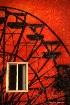 Ferris Wheel Wall