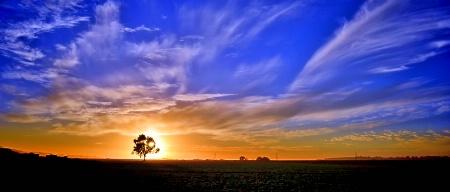 Santa Maria Sunset