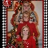 © Deborah L. Burgess PhotoID # 13584007: Roll Tide Alabama Christmas 2012