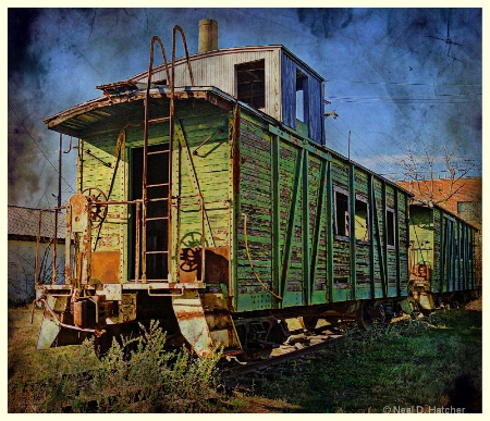 """----------""""The Old Caboose""""----------"""