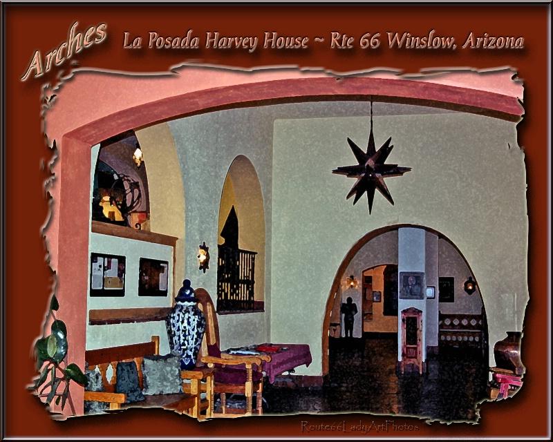 Arches - ID: 13594896 © JudyAnn Rector