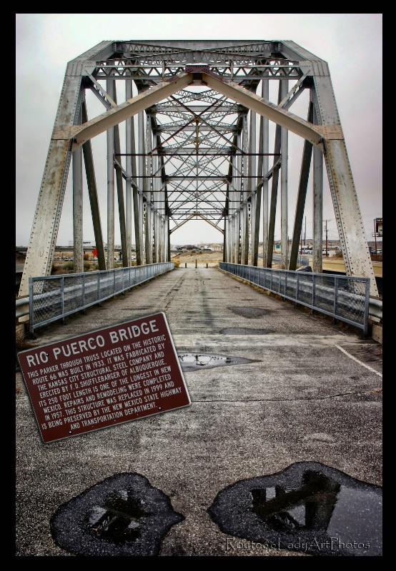 The Rio Puerco - ID: 13594910 © JudyAnn Rector