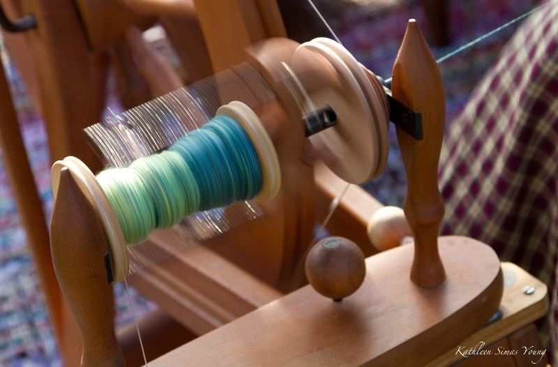 Spinning Color & Light