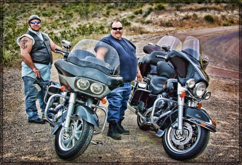 Biker Buddies