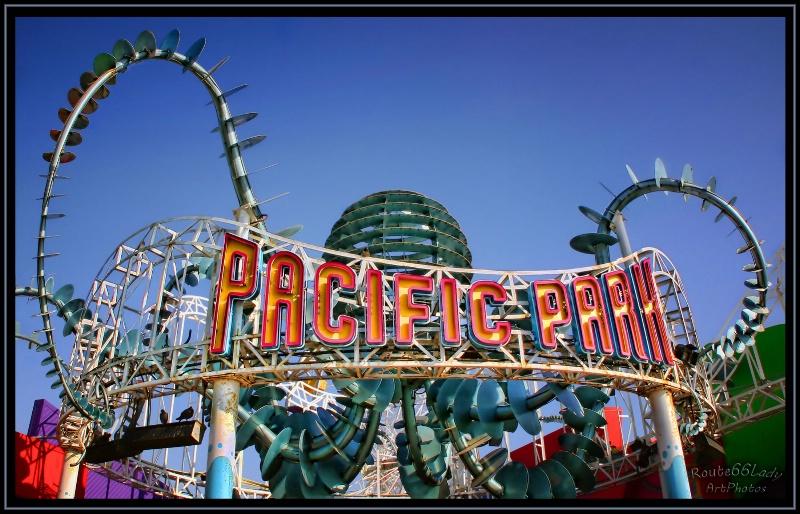 Pacific Park - ID: 13604220 © JudyAnn Rector