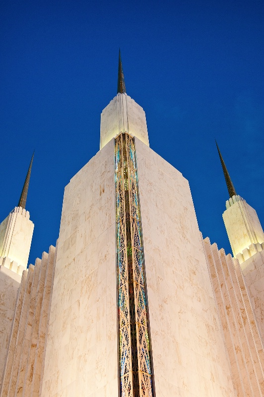 DC Morman Temple - ID: 13605643 © Don Johnson