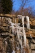 Ice in the Quarry...