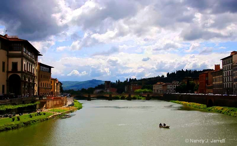 afternoon in florence