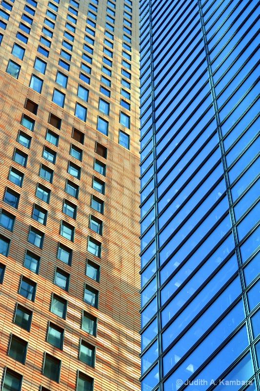brick and glass - ID: 13626859 © Judith A. Kambara