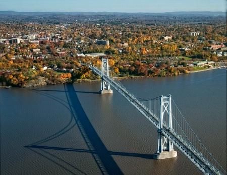 Spanning the Hudson River