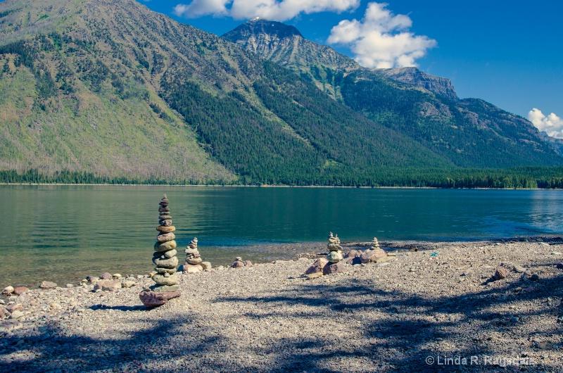Lake McDonald - ID: 13627571 © Linda R. Ragsdale