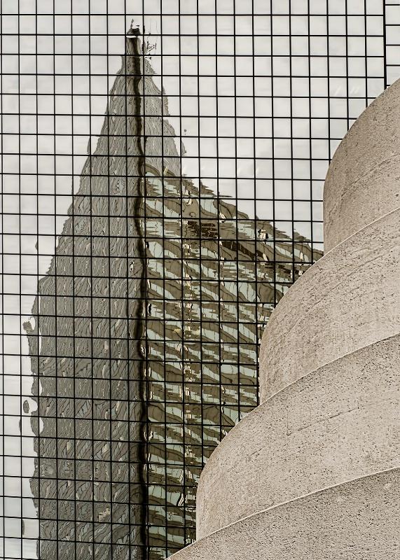 Contrast in Textures