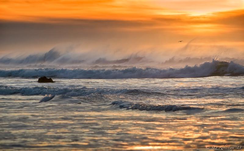 Winter Sunset 4