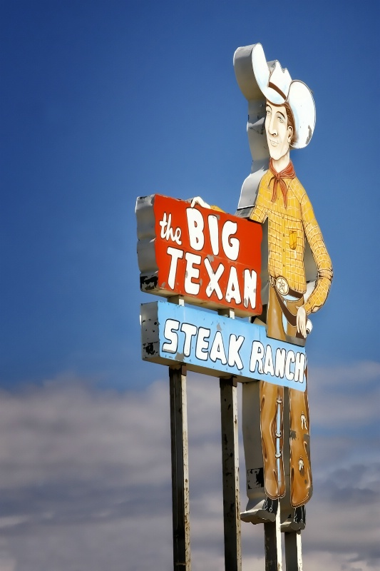 The Big Texan - ID: 13632271 © JudyAnn Rector