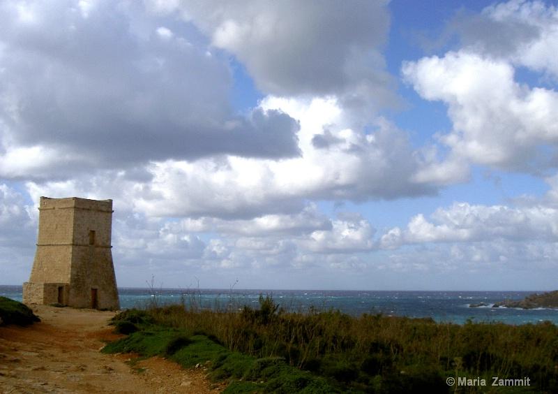 Għajn Tuffieħa Tower, Malta