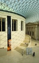 Indoors At The British Museum